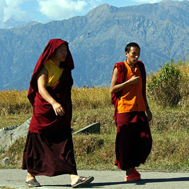buddist-monks