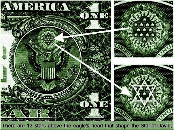6 звезда и доллар