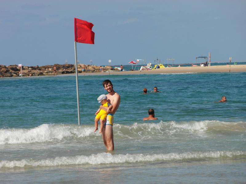 нетания пляж (2)