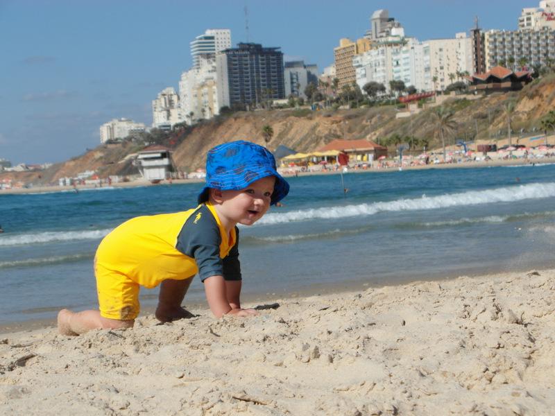 нетания пляж (8)