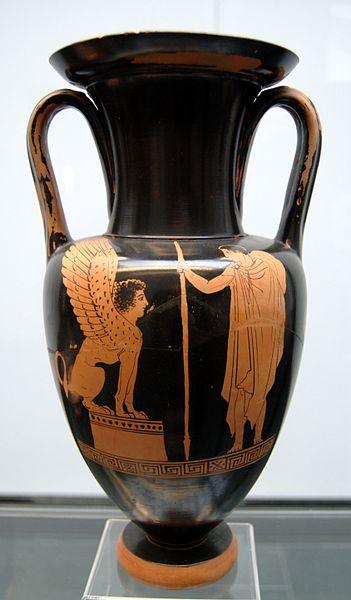 351px-Oidipous_Sphinx_Staatliche_Antikensammlungen_SL474