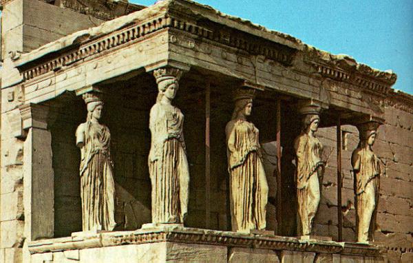 Земля Эллады Афины Акрополь Парфенон | zhitanska