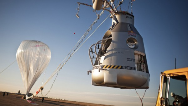 Stratos_Test_Landed Capsule