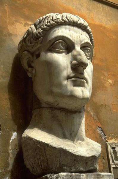 КОНСТАНТИН, нач. 4 в. н.э.