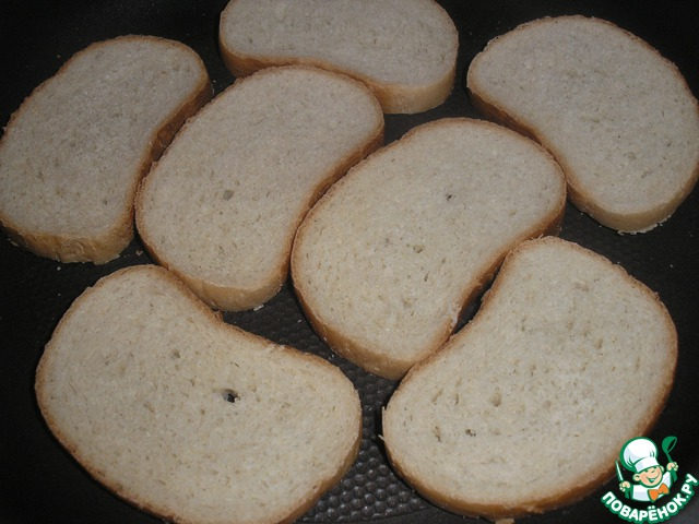 Пицца из хлеба в духовке рецепт с фото
