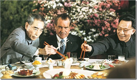 Nixon_Zhou_Enlai_left_in_Shanghai_at_end_of_Nixon_s_visit