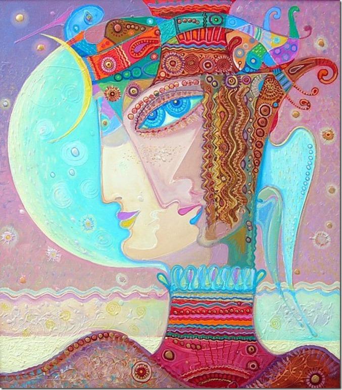 лунное божество