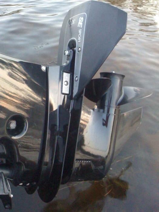 зачем нужно гидрокрыло на лодочный мотор
