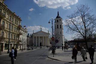 Вильнюс, кафедральный собор