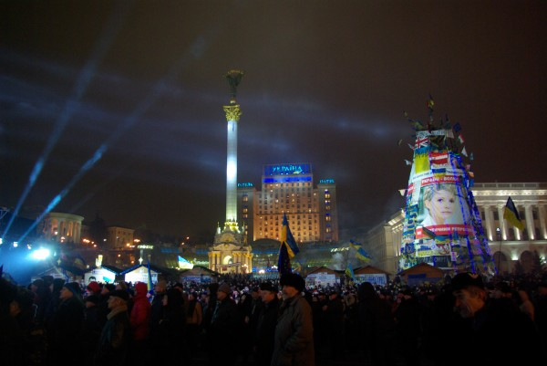 Евромайдан - народное вече о будущем Украины IMGP4667