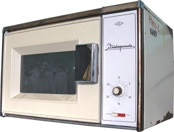 Развенчание мифа: микроволновые печи были запрещены в СССР
