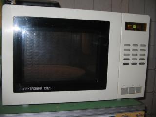 Бытовая микроволновая печь