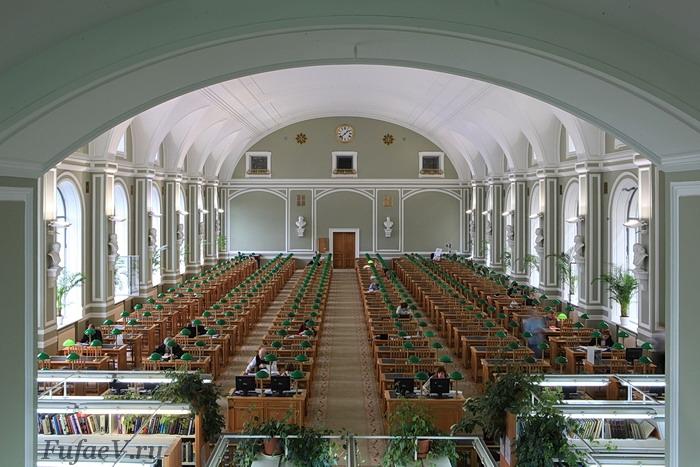 Российская национальная библиотека, Санкт Петербург