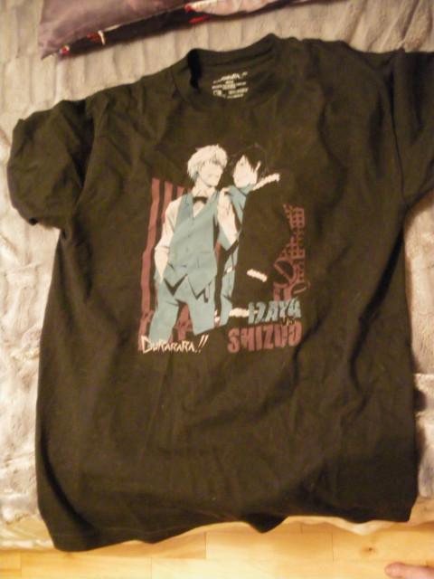 Shizaya Pyjama shirt 2