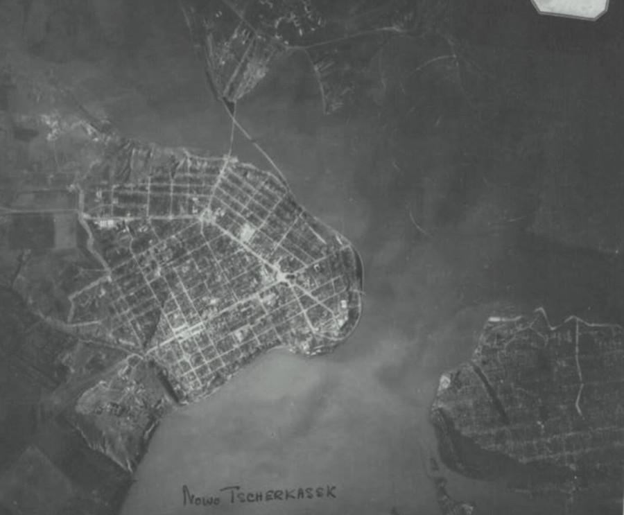 Разливы рек около Новочеркасска