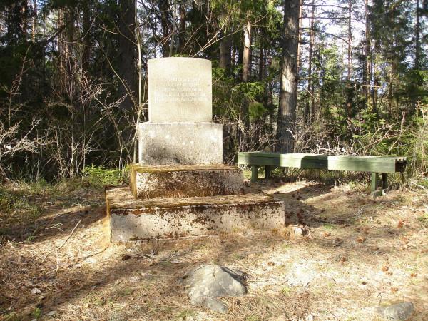Девичья горка, лес Грейвас, Латгалия, Латвия