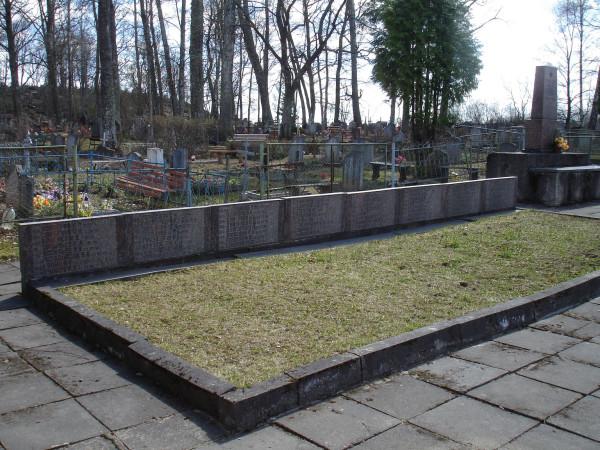 Виляка, советский воинский мемориал