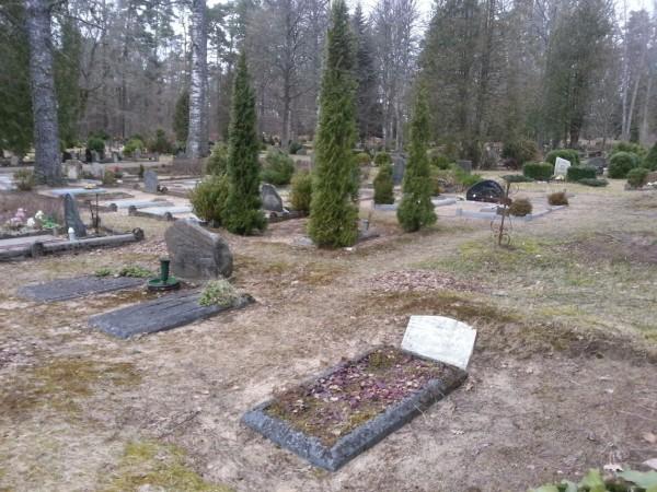 кладбище Риндас