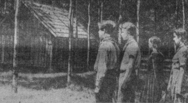 Имант Судмалис; банька в Этнографическом музее, Рига