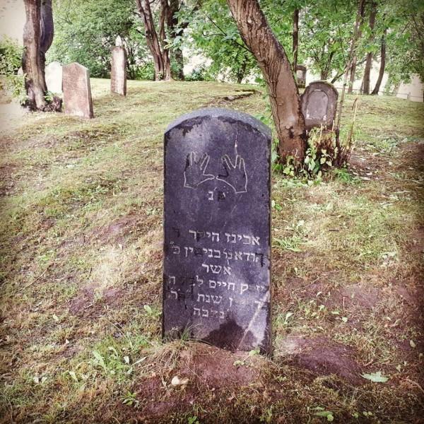 Тельшяй, еврейское кладбище