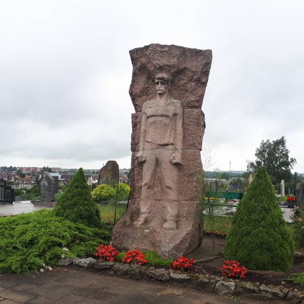 Плунге, мемориал жертвам нацизма