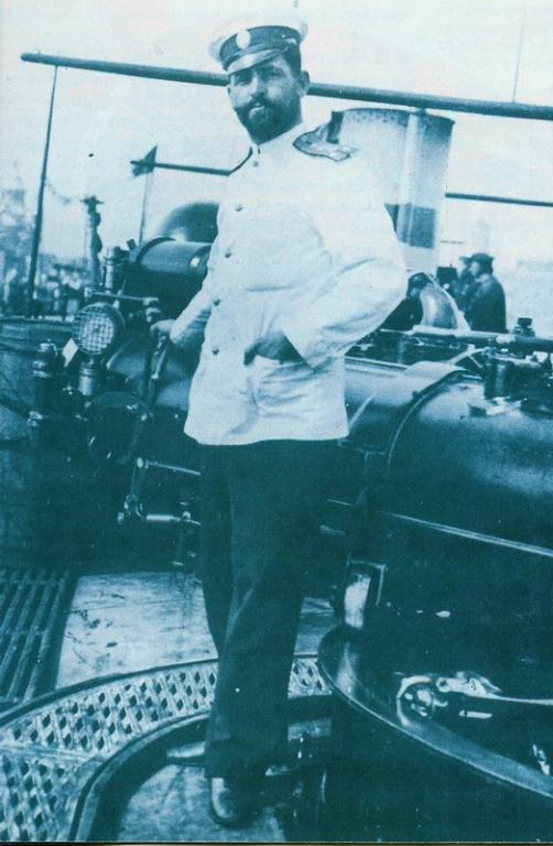 Рашко Русев Серафимов (1875-1922), Airgroup2000.com