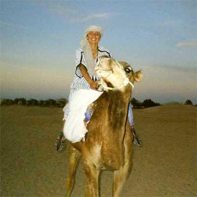 Я-на-верблюде