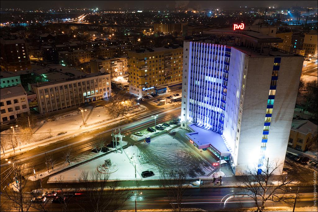 Высотки нижнего новгорода фото
