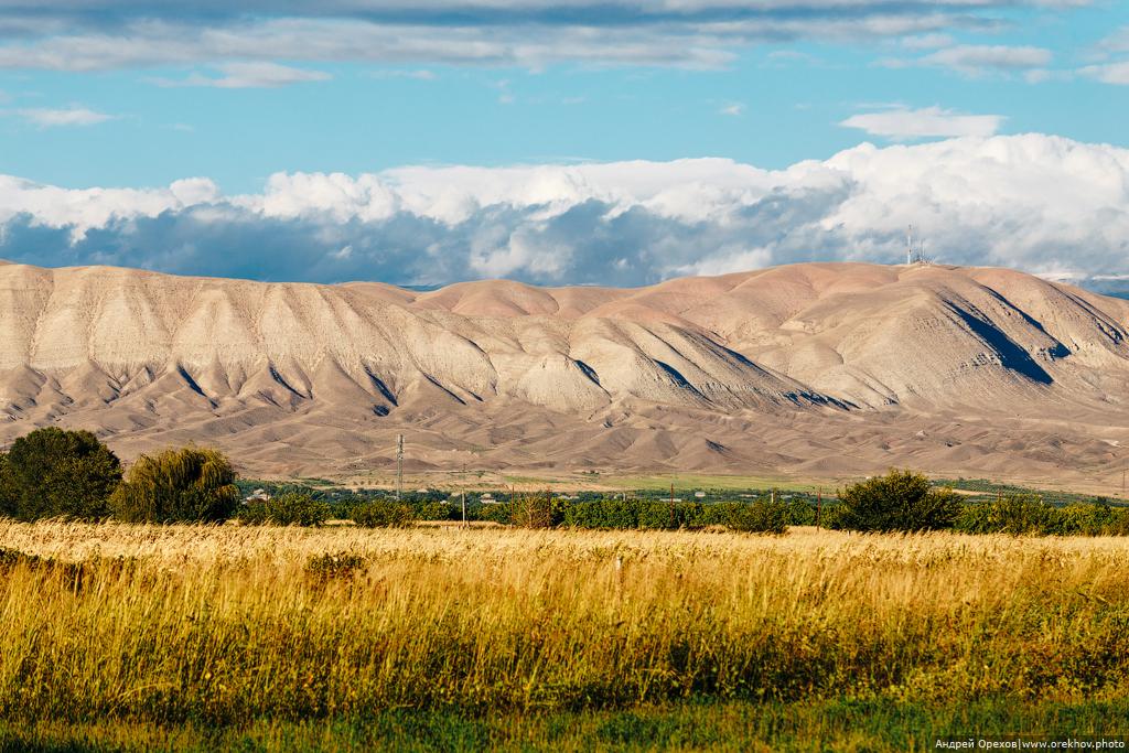 Армения и Грузия. Хор Вирап Арарат, сторону, друга, пешком, около, Ереван, горой, Вирап, машин, равно, Солнце, которое, которого, случай, вокруг, машины, чтобы, после, автостопа, деревни