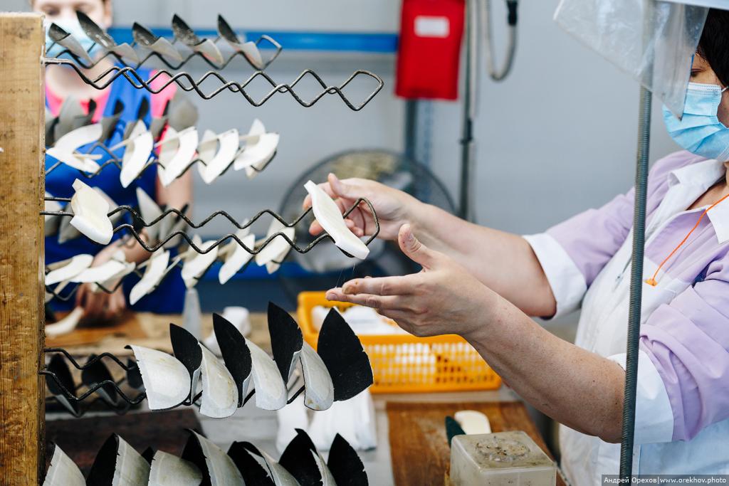 Как делают обувь? Производство группы компаний