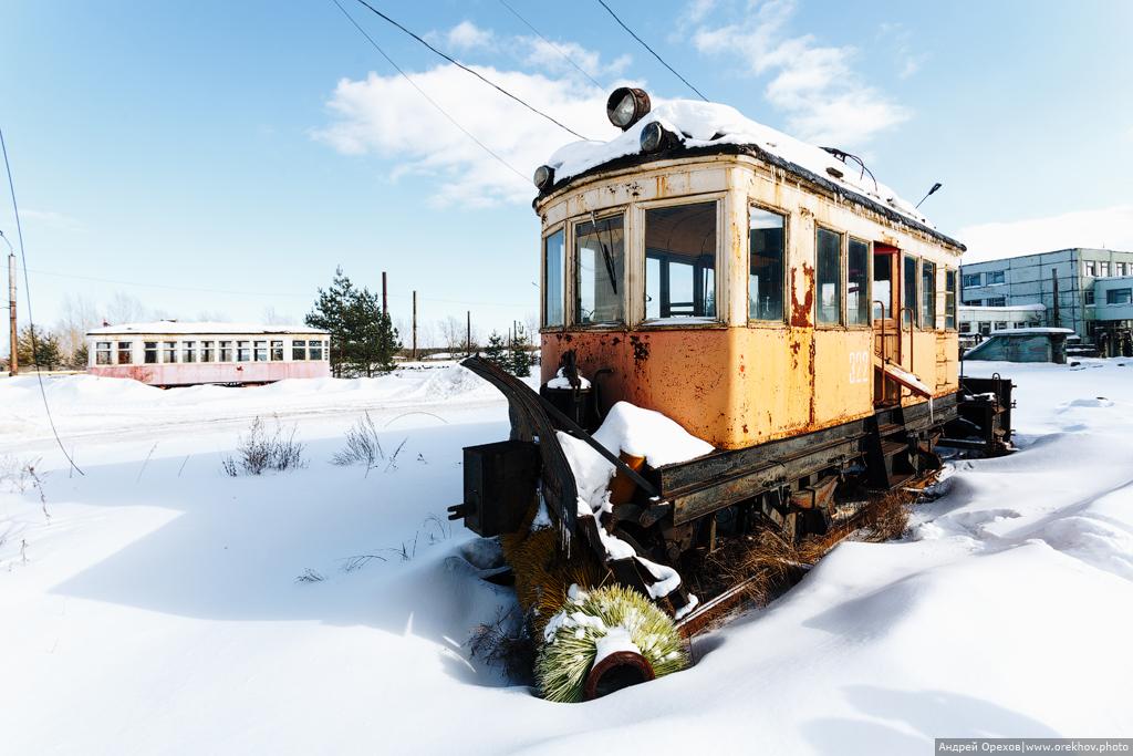 Трамвайное депо №2