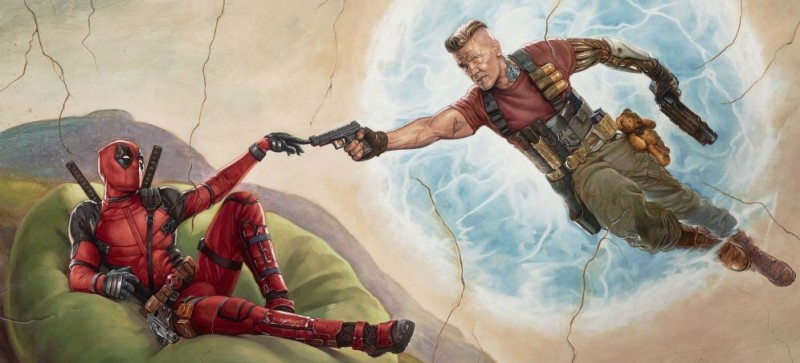 "Рецензия на фильм ""Дэдпул 2"" (Deadpool 2) 2018"