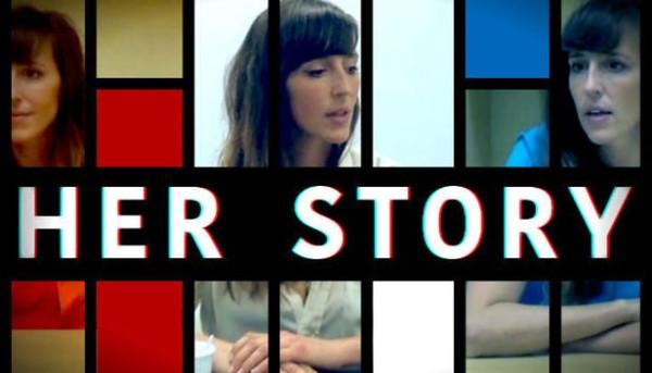 """Рецензия на игру """"Her Story"""" (2015)"""