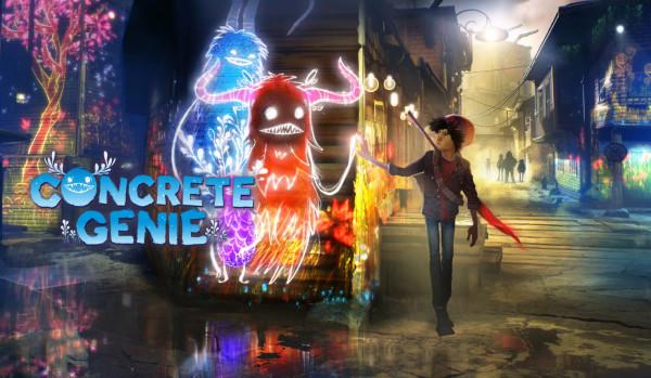 Рецензия на игру Городские духи (Concrete Genie) 2019