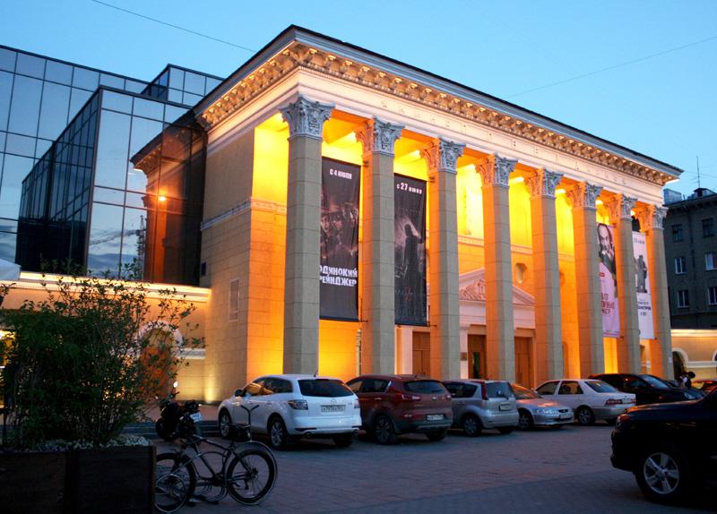 кинотеатр победа новосибирск картинки