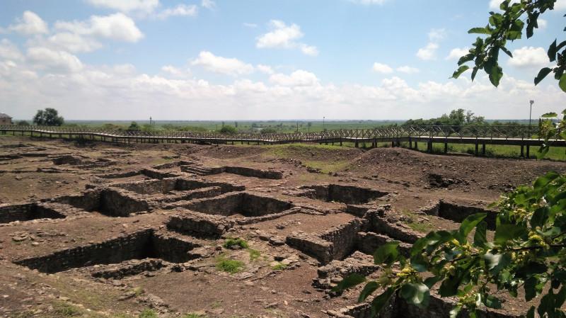 Археологический музей-заповедник Танаис. Фото: С. Плотников.