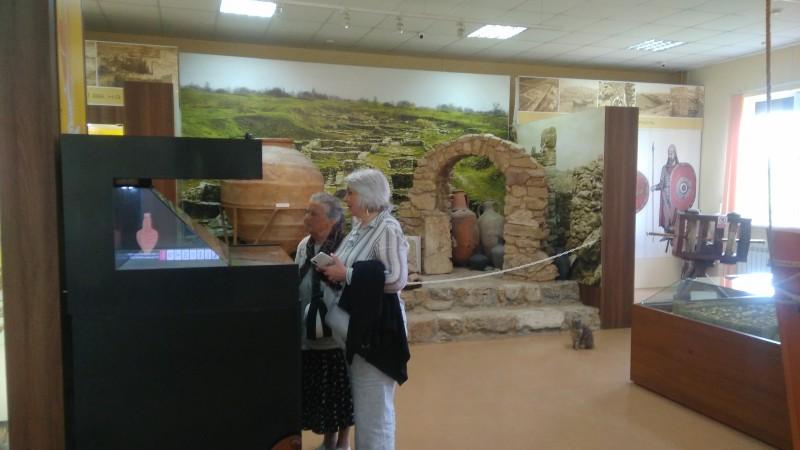 Музей истории Танаиса. Фото: С. Плотников.