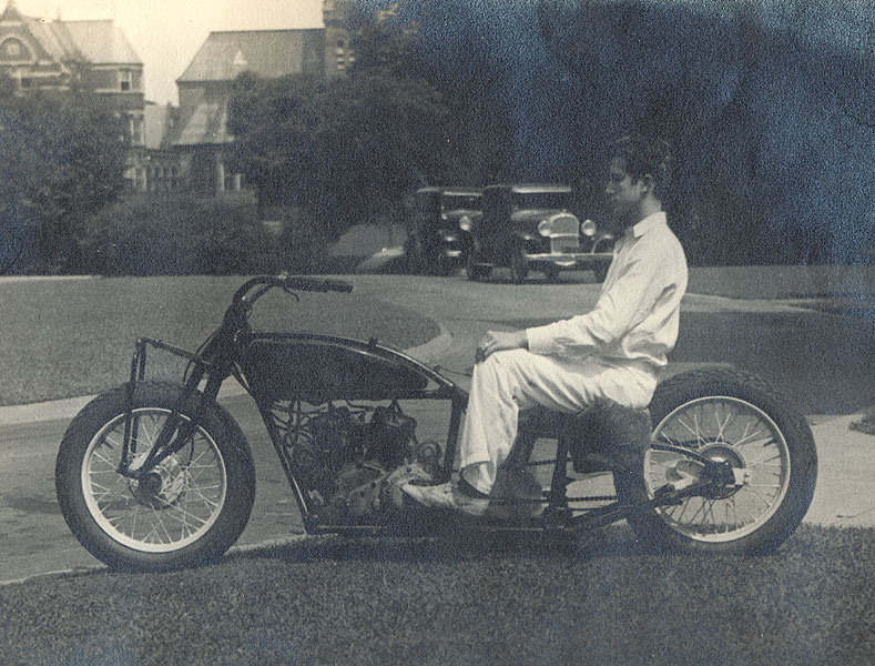 J. Hall on his stretch Indian