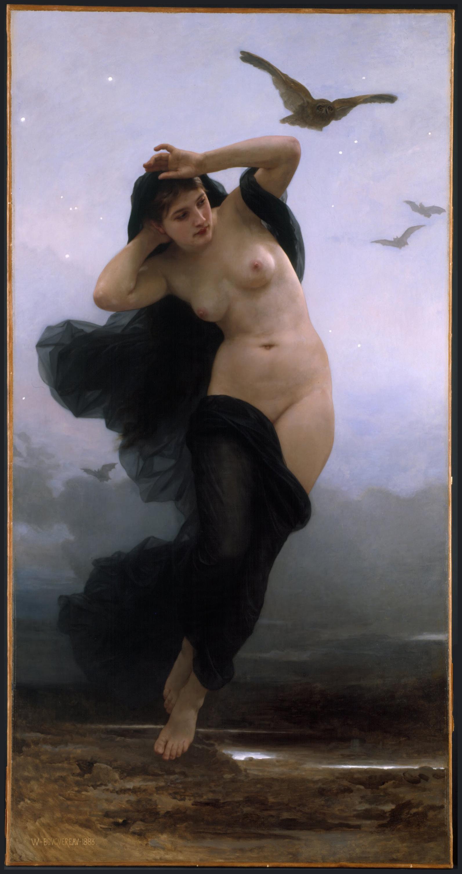 Nyx-Goddess-of-Night-greek-mythology