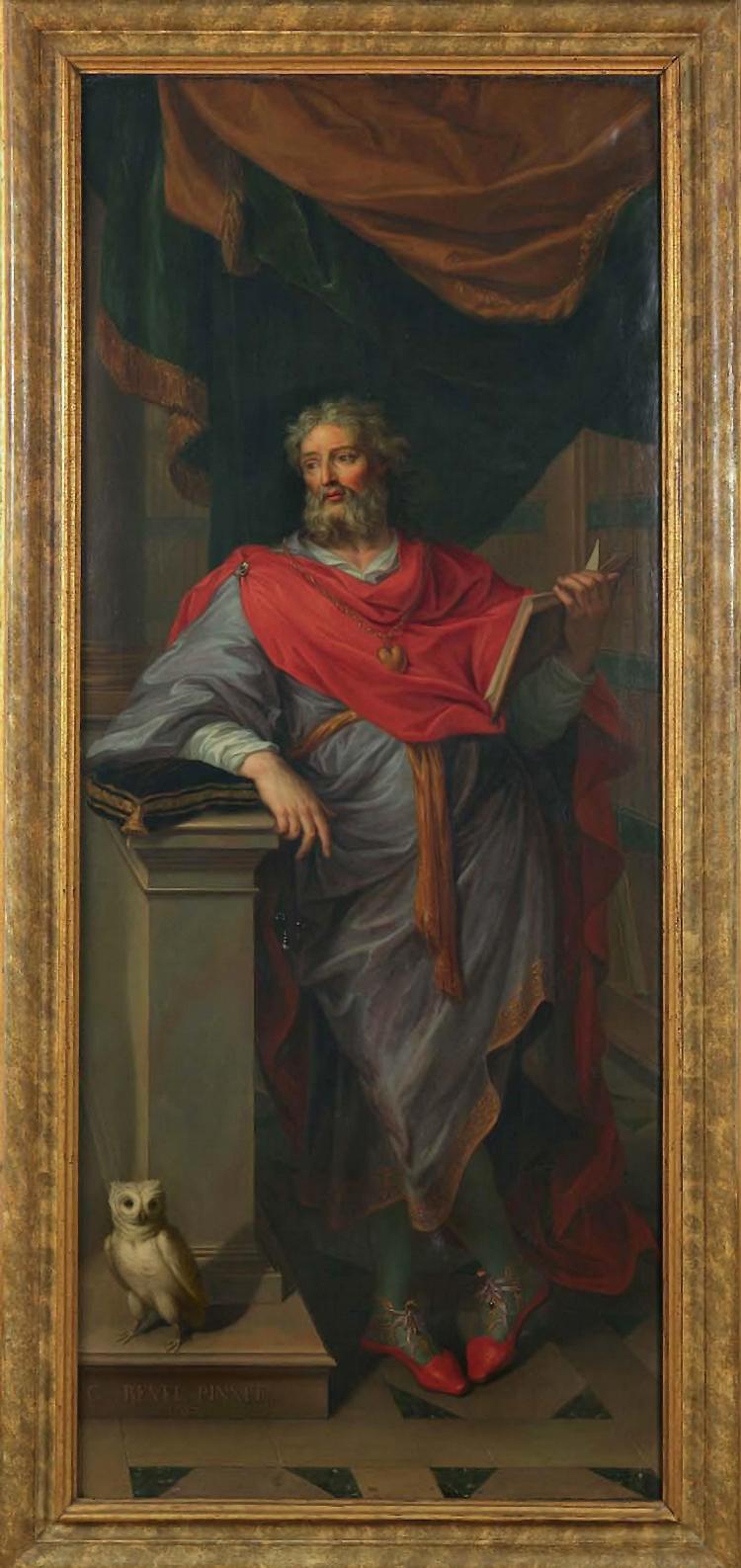 Gabriel Revel philosophe