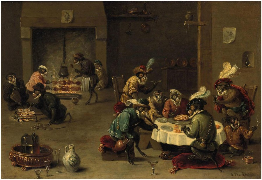 David Teniers II (Antwerp 1610-1690 Brussels