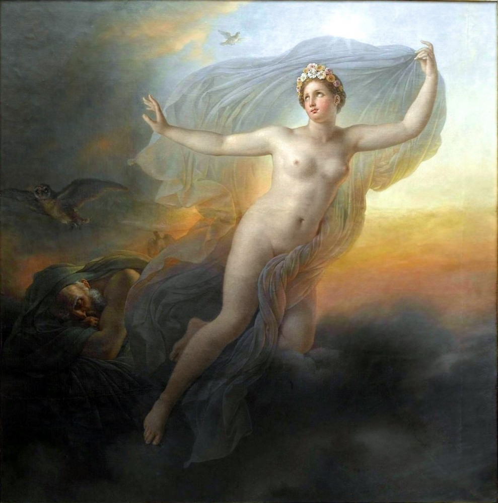 Картины по сюжетам древнегреческой мифологии русских художник
