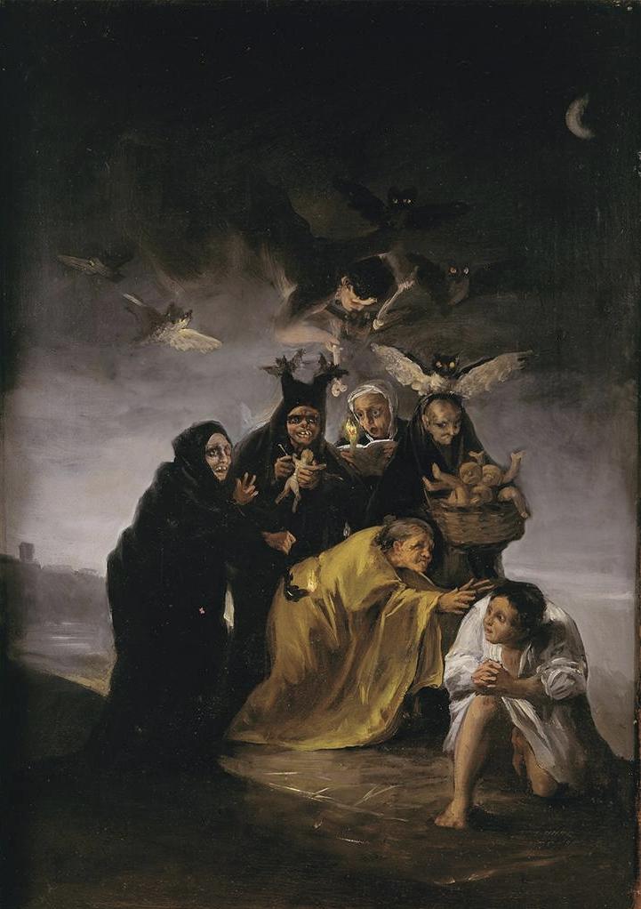 Склад Са_вы - На Вальпургиеву ночь