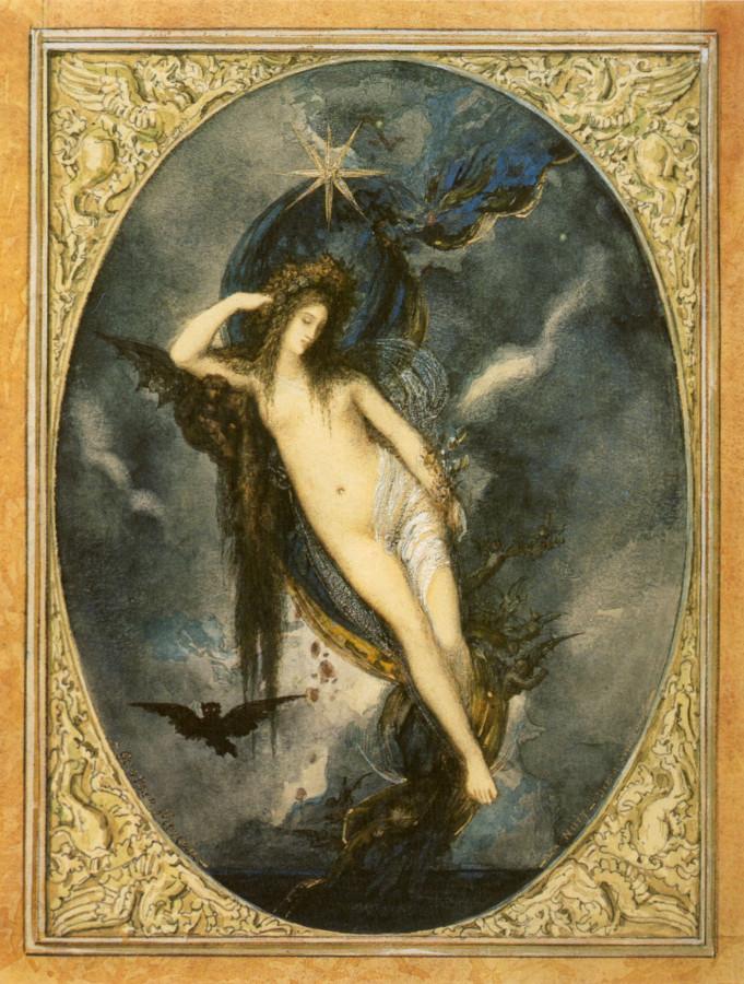 Музей Гюстава Моро, Париж.Гюстав Моро (фр. Gustave Moreau) (6 апреля 1826, Париж — 18 апреля 1898, Париж) — французский художник.