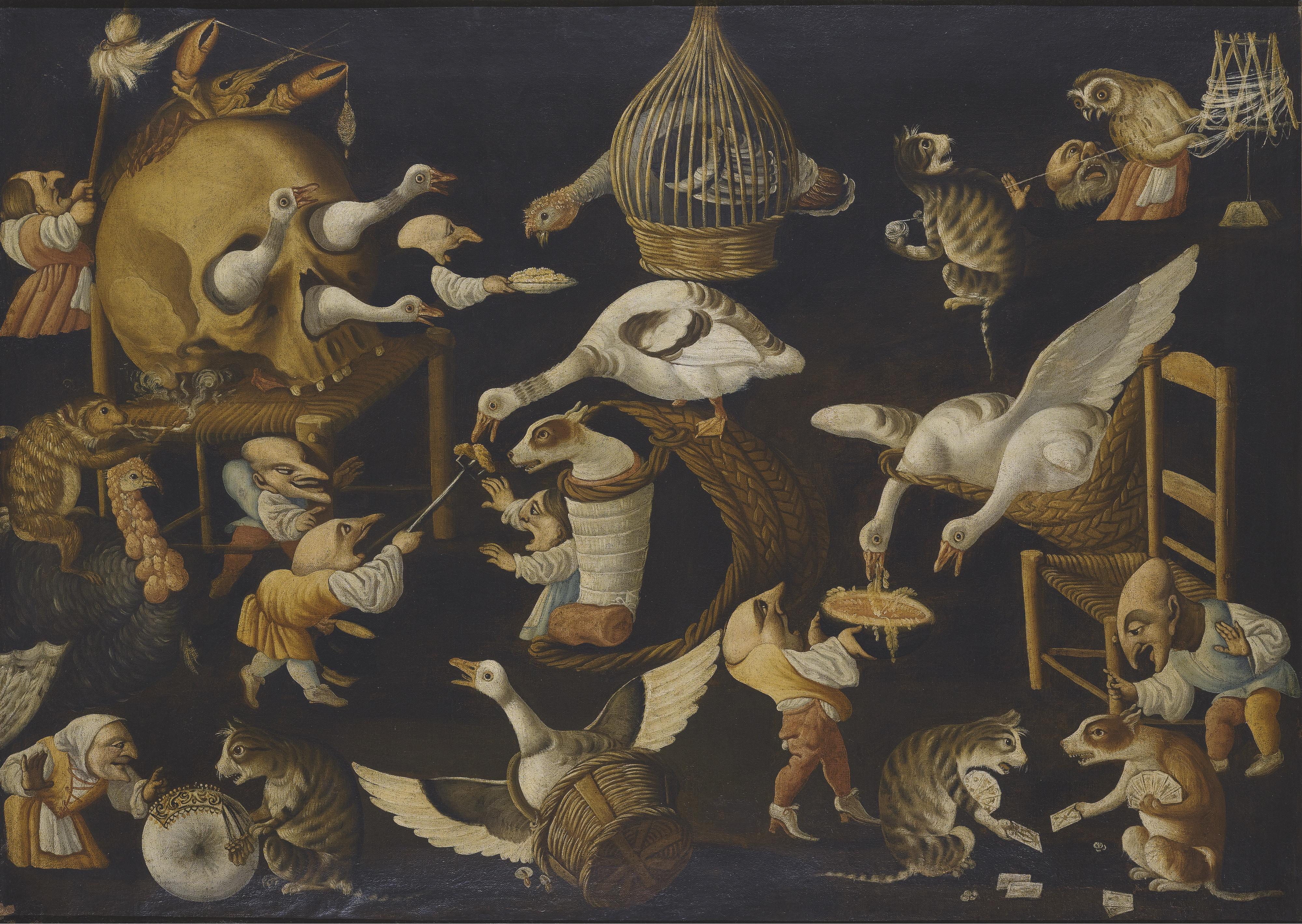 """© Sotheby's """"MASTER DI FERTILITA 'DELLE UOVA"""""""