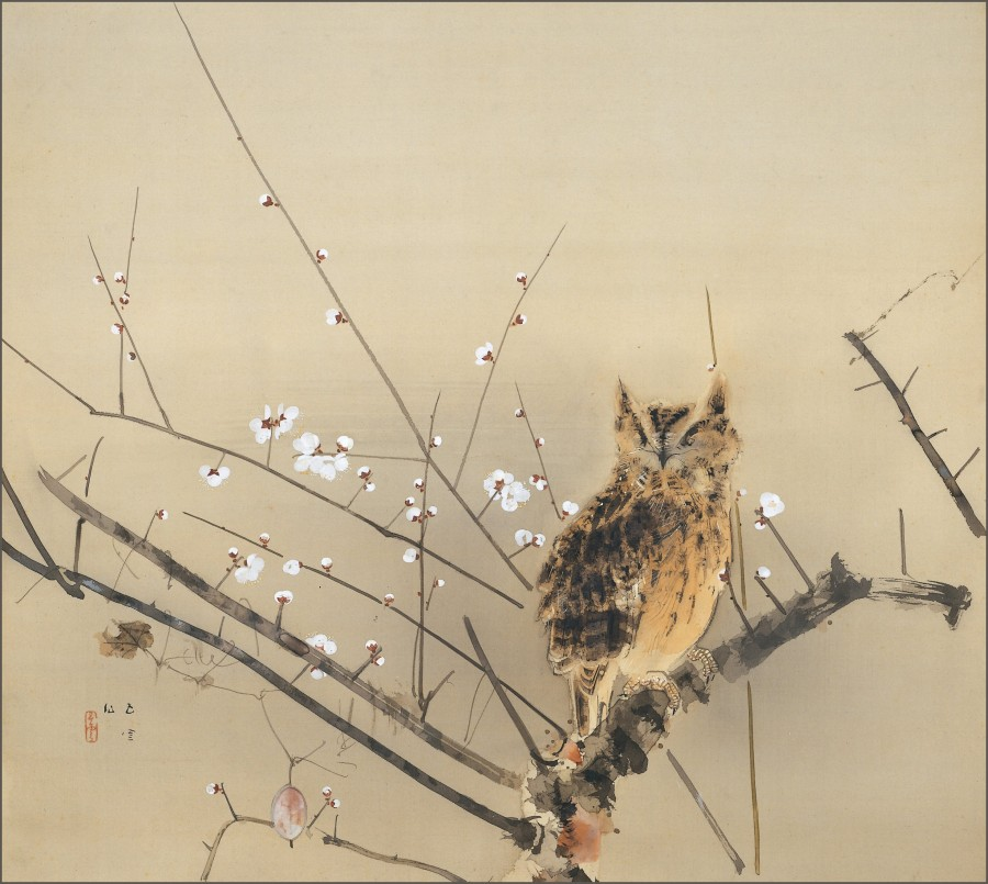 Early Plum Blossoms, 1936