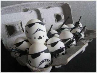 яйца бандиты