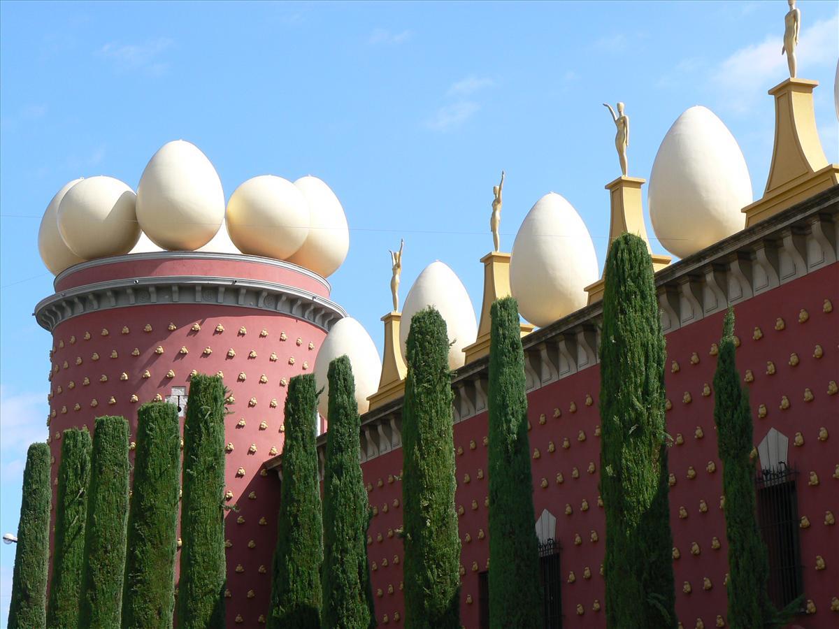 Театр-музей Дали Испания