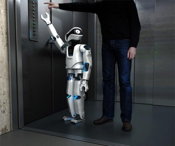 robot myon