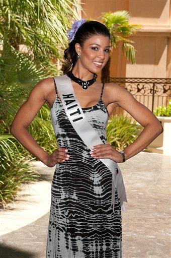 Мисс Гаити: Сародж Бертин
